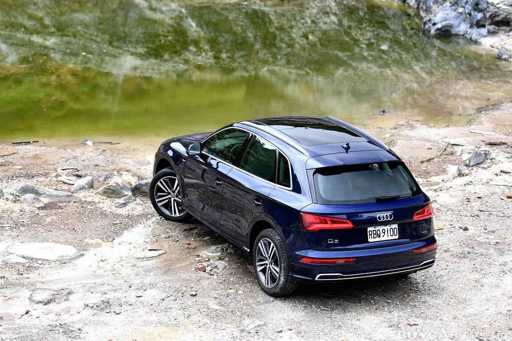 精煉完熟之作 Audi Q5 45 TFSI quattro Sport試駕