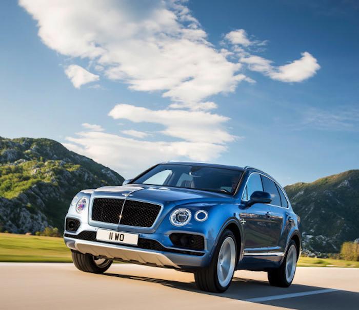 Bentley Diesel 柴油動能SUV 年底歐洲登場!