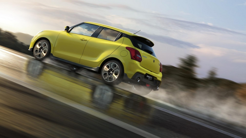 操控樂趣至上 Suzuki Swift Sport法蘭克福車展正式發表