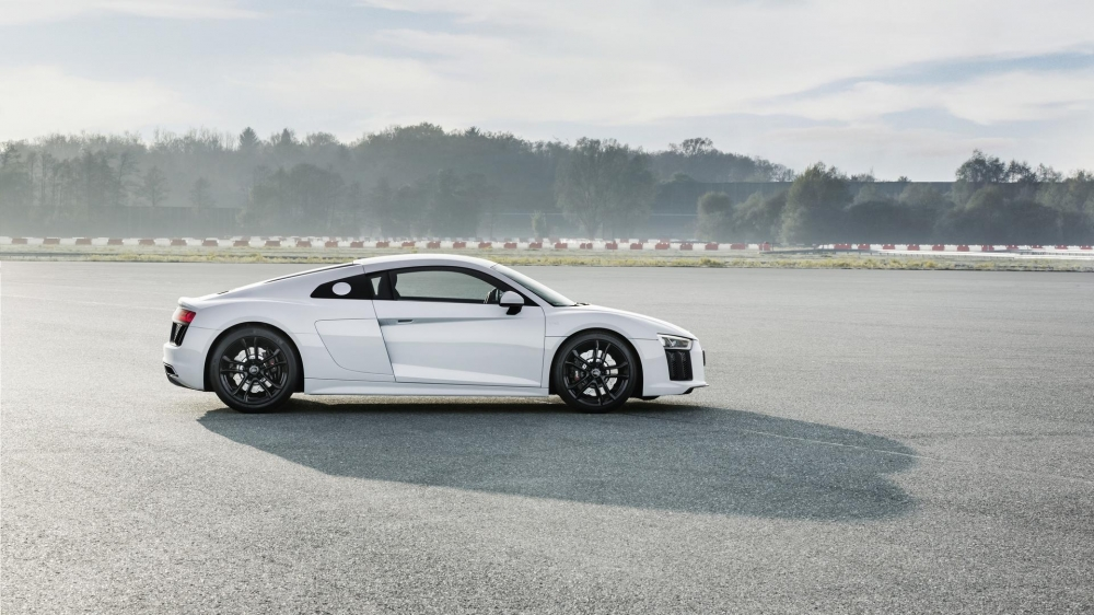 道路版利曼廠車! Audi R8 RWS法蘭克福車展正式亮相