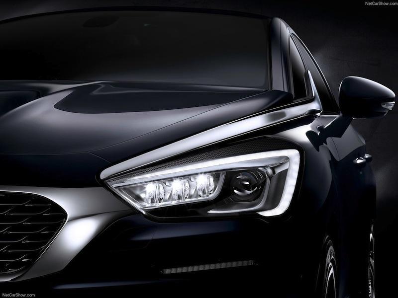 Citroen發表全新小改款DS5車型!新增Ink Blue全新車色