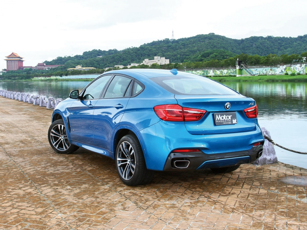 【路試報導】M化跑旅 BMW X6 xDrive35i M Sport Edition