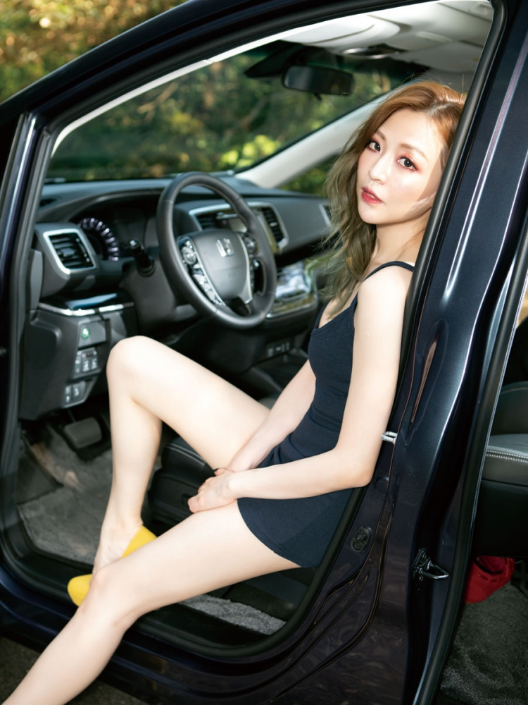 【Date With LUCY】私家頭等艙 Honda Odyssey Apex