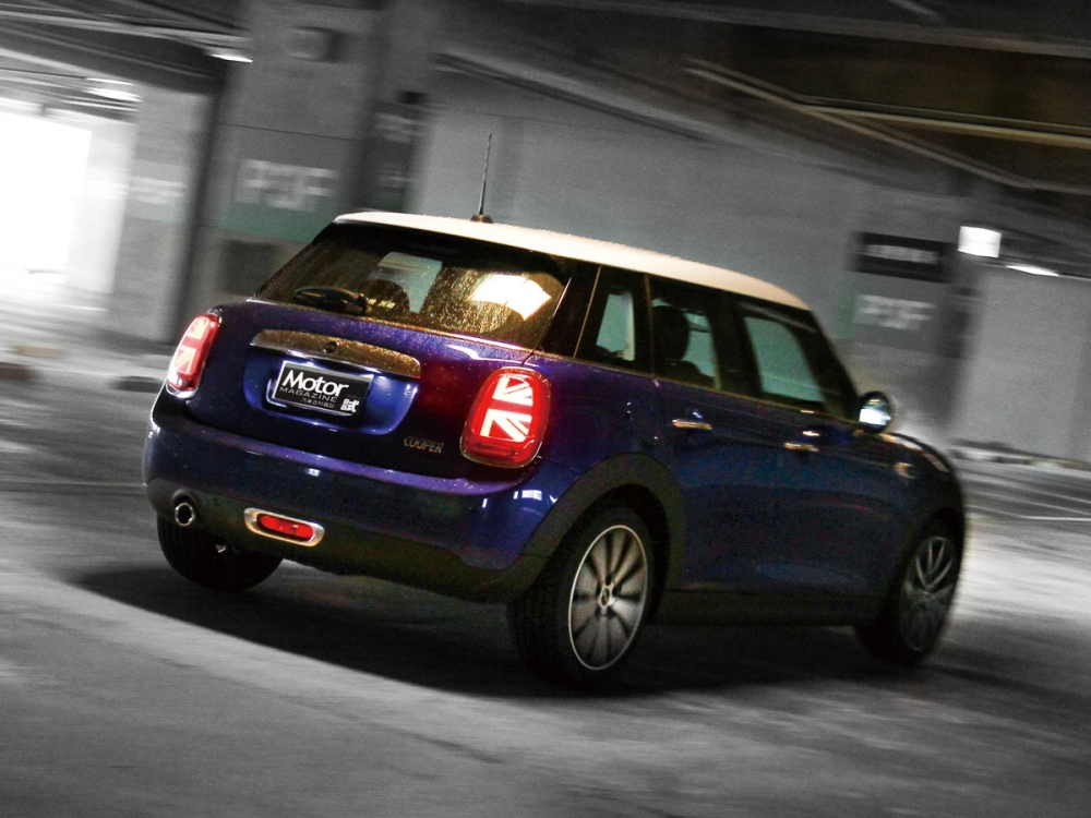 【路試報導】 MINI Cooper 5-Door Hatch