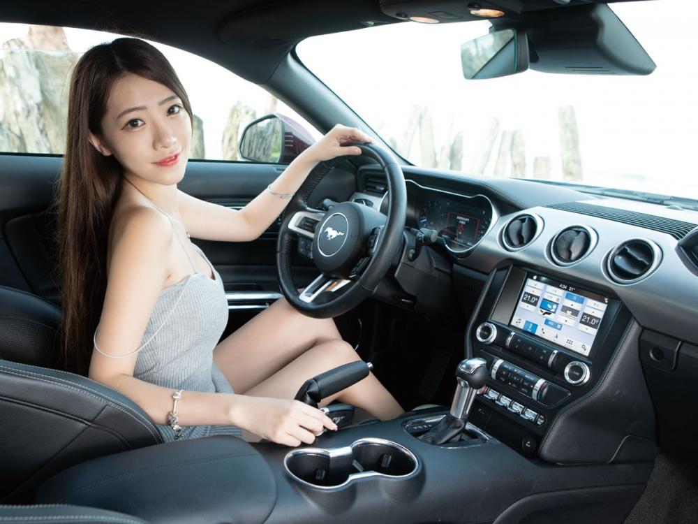 【Motor Babe】Ford Mustang GT Premium 脫韁野馬再進化