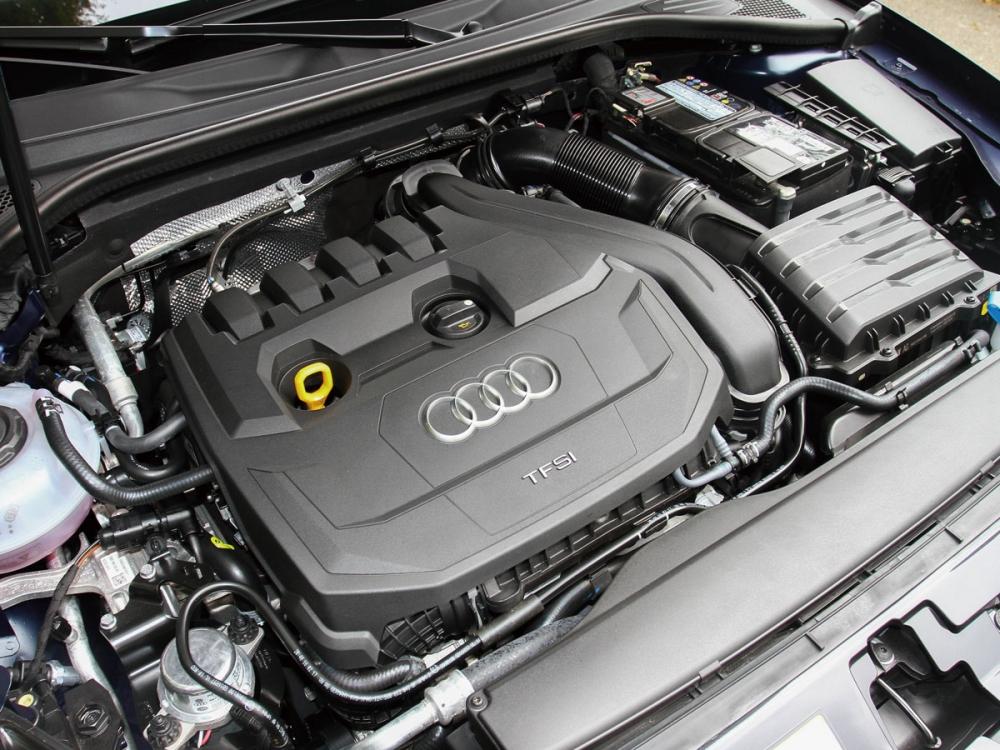 此具1.5升TFSI渦輪引擎,可輸出150hp/25.5kgm,相當適合於中小型車輛使用。