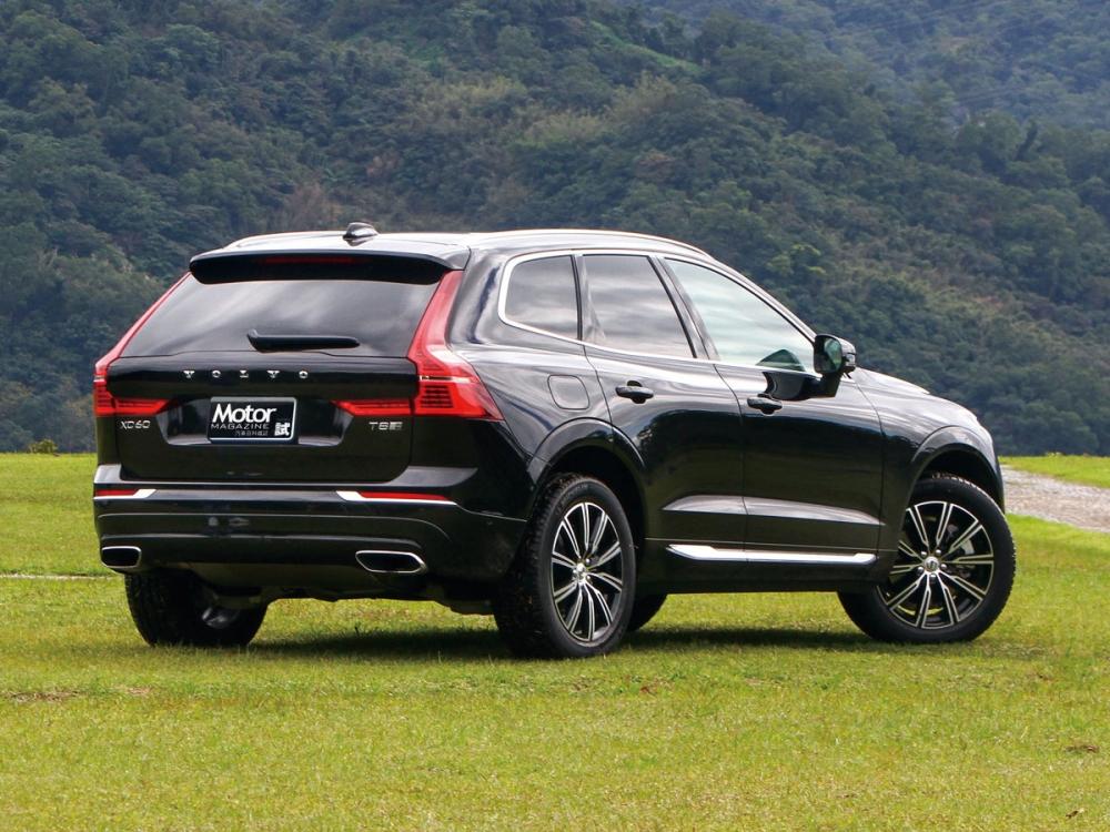 【企劃報導】綠能運動休旅大行其道 Volvo XC60 T8 Inscription