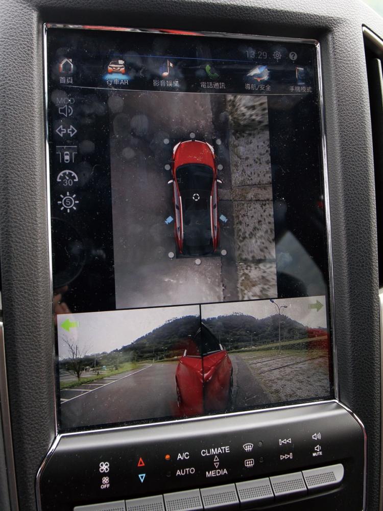 具備有AR View+系統及APA智駕輔助停車等先進配備。