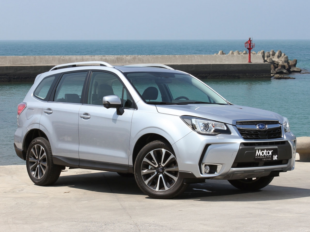 【路試報導】Subaru New Forester 2.0 XT Premium