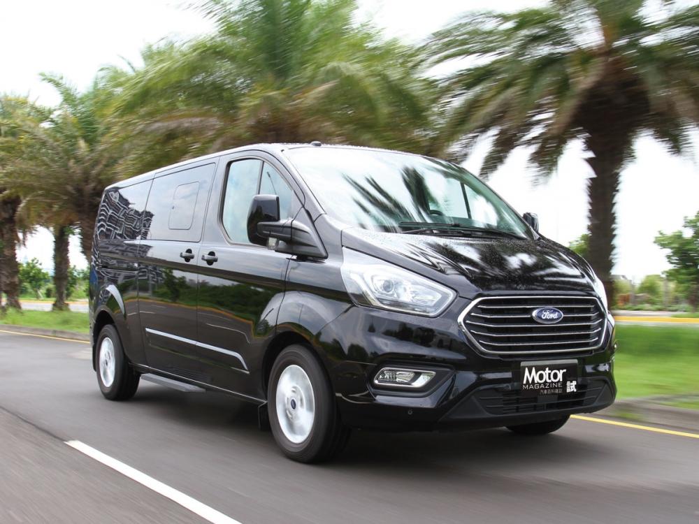 【路試報導】Ford Tourneo Custom 長軸豪華版