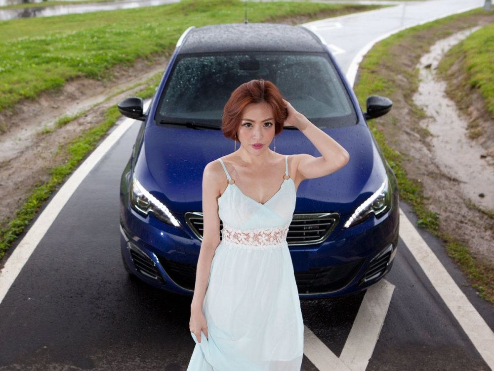 【Date With LUCY】旅獅 柴吼震耳 Peugeot 308 SW GT