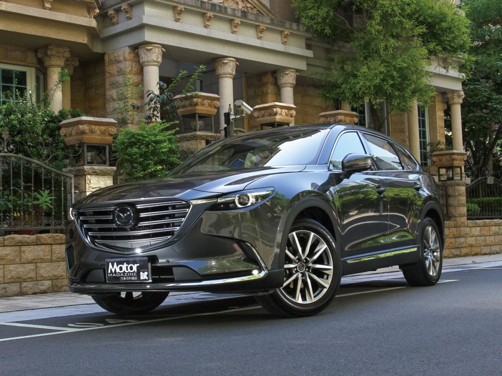 【路試報導】Mazda CX-9 Sky-G AWD旗艦進化型