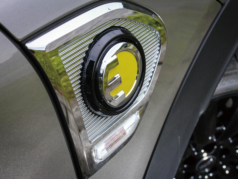 【焦點路試】MINI Cooper S E Countryman ALL4 心之所嚮 驅動未來