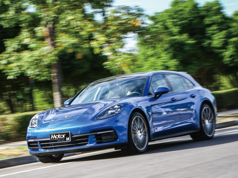 【焦點路試】Porsche Panamera 4S Sport Turismo 突破 無侷限