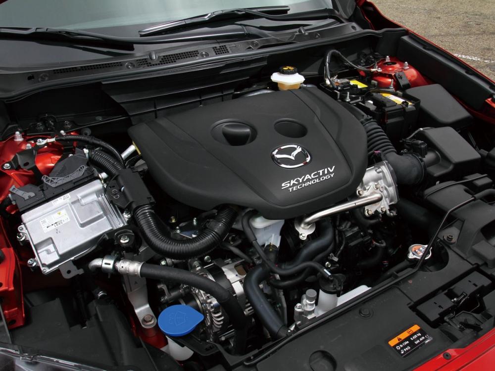 全新1.8升四缸柴油渦輪增壓引擎可輸出116ps最大馬力。