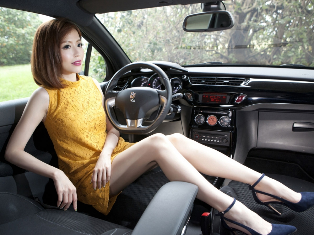 【Date With LUCY】女神恩典 Citroën DS3