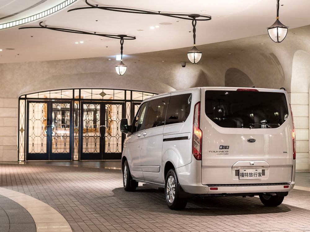 【企劃報導】全面有感進化 New Ford Tourneo Custom
