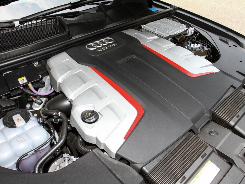 SQ7的V8 TDI雙渦輪增壓引擎加電子渦輪技術和同集團的Bentley Bentayga Diesel相同。