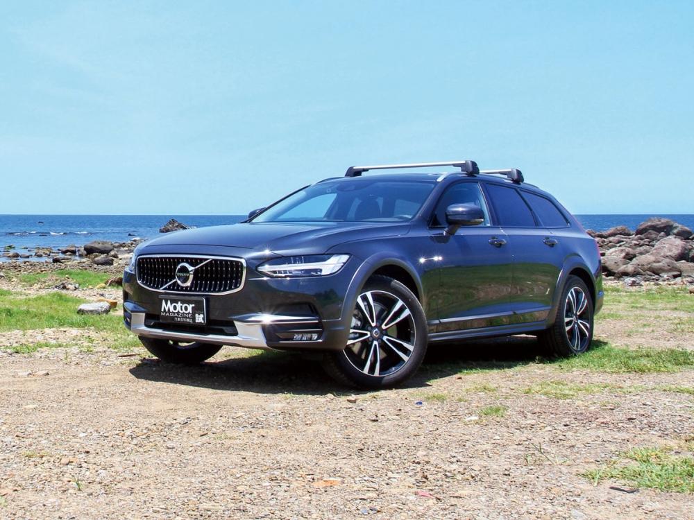 【企劃報導】大吹越野旅行風 Volvo V90 Cross Country D5 Pro