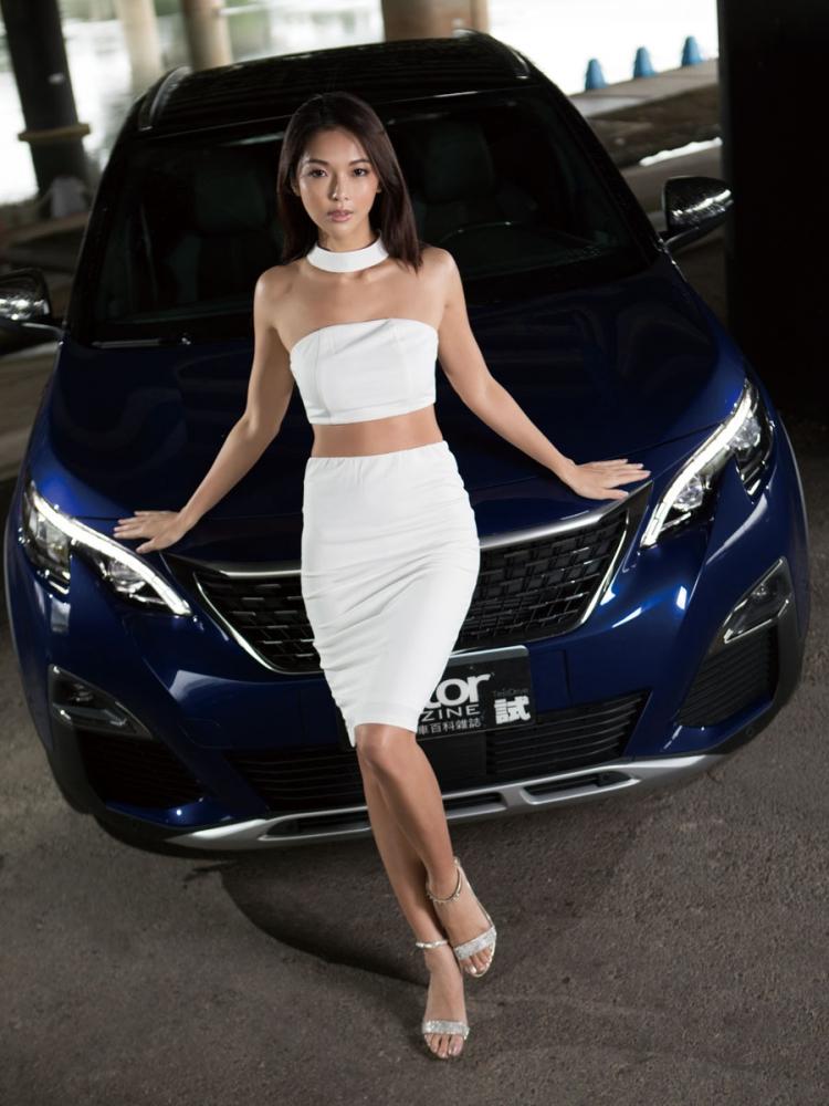 【Motor Babe】城市獅王降臨 Peugeot All-New 3008 Grip Control