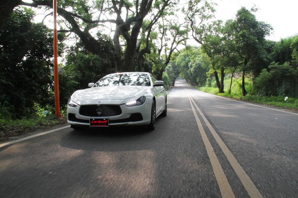從容的熱血,Maserati Ghibli S Q4試駕