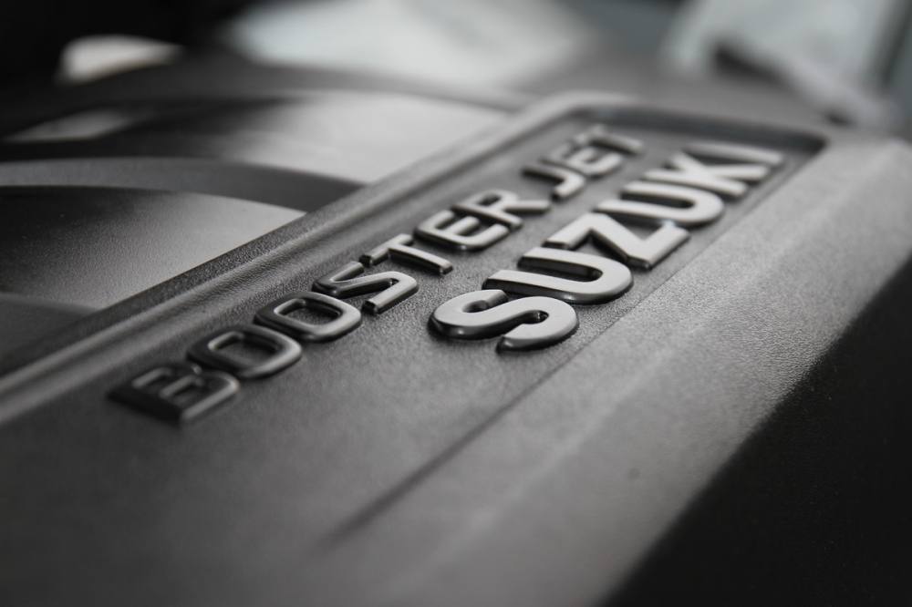 BOOSTERJET是SUZUKI新世代引擎技術代名詞