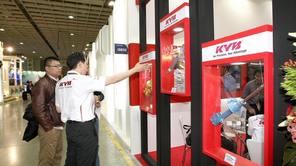 台灣傳統產業汽機車避震器製造商,永華機械工業股份有限公司,躍居日本具有80年歷史,第一大KYB避震器公司世界工廠之列!