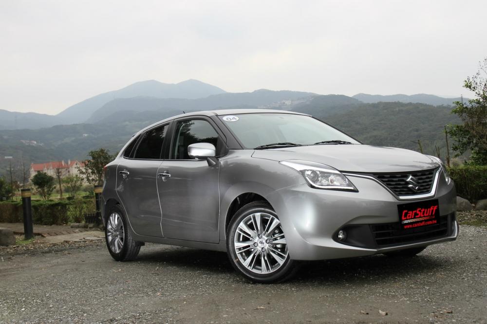 全新1.0L三缸渦輪首搭!都會掀背新寵Suzuki Baleno