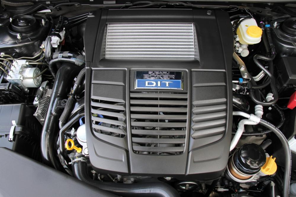 在台販售的Levorg依舊提供單一1.6四缸渦輪動力,具備170ps/25.5kgm最大輸出