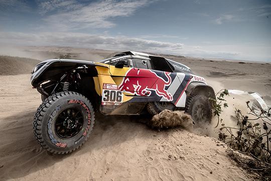 Peugeot Sport成功保衛完成Dakar Rally三連霸殊榮