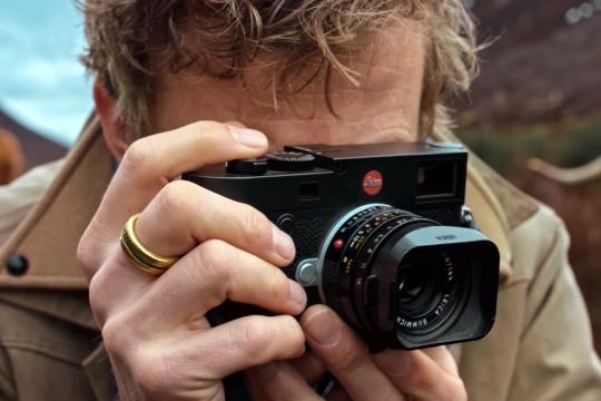 我也好想玩玩Leica M阿!