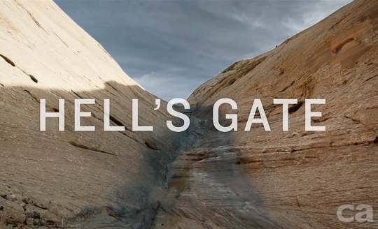 魚躍龍門 KIA Sorento V.S. Hells Gate