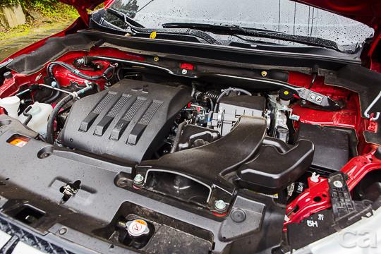 1.5L渦輪增壓引擎,雖然排氣量不大,卻搭載了MITSUBISHI最新的動力科技,實際表現一點都不輸大排量自然進氣引擎。