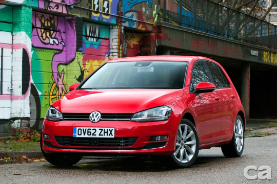 VW Golf繼續蟬聯歐洲年度銷售冠軍,簡潔實用加上優異的品質,是人氣歷久不衰的重要原因。