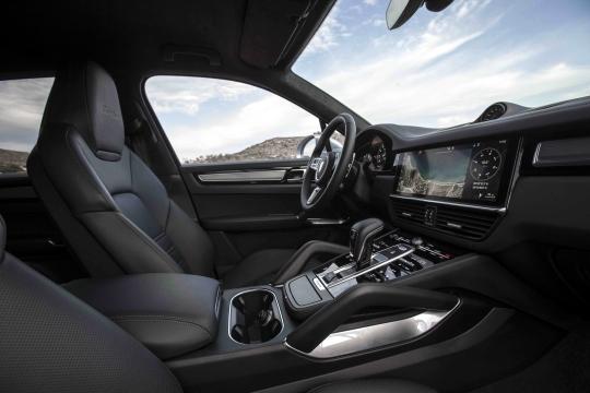 性能休旅 第三代Cayenne 正式在台上市