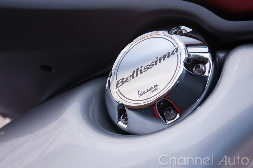 2013問世的Vespa 946,除了紀念Vespa品牌創立70周年之外,也以第一輛Vespa Scooter出廠年份做為命名方式。