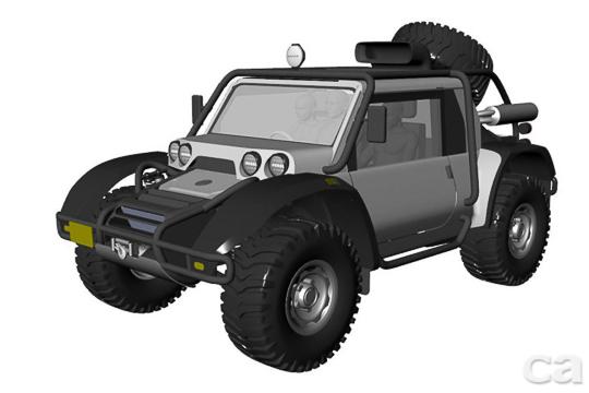 除了車輛之外,Glickenhaus先生又花費了許多心思,收購Boot的所有設計藍圖、技術資料與所有備用零件,以用在開發SCG Boot身上。