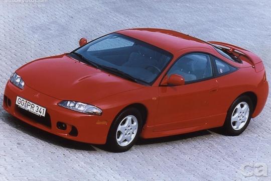 Eclipse 第二代(2G,1995~1999)