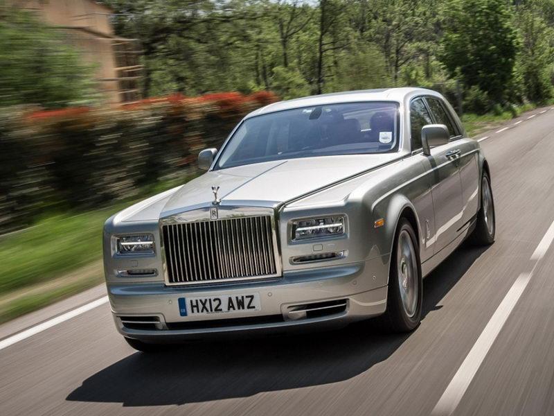 到發表還有兩年半就要先卡位,Rolls Royce釋出新Phantom先期研發照