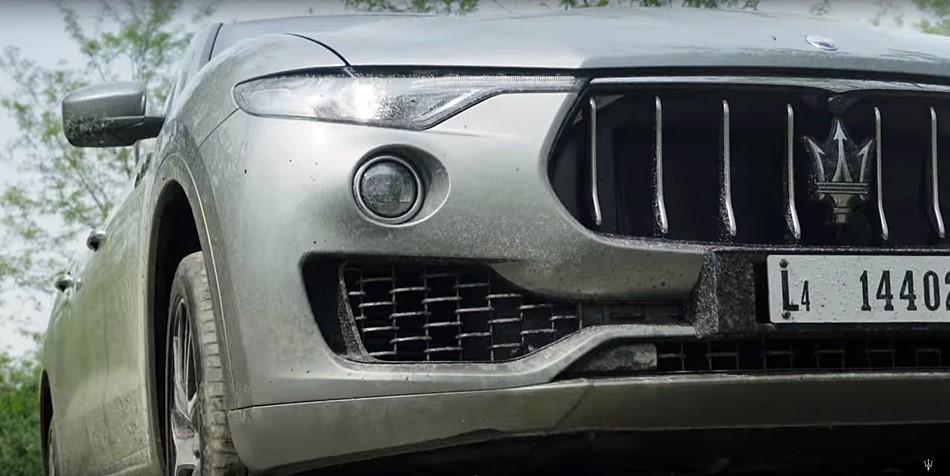 海神Levante「上岸」之後依舊無敵!Maserati 產品開發總監自己試給你看!