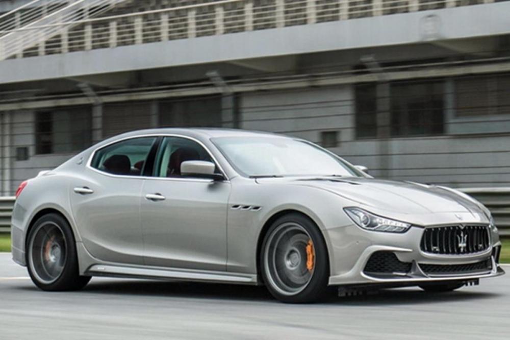 義大利海神飄洋過海到中國?ASPEC推出Maserati Ghibli強化作品「PPM500」,有影無!?