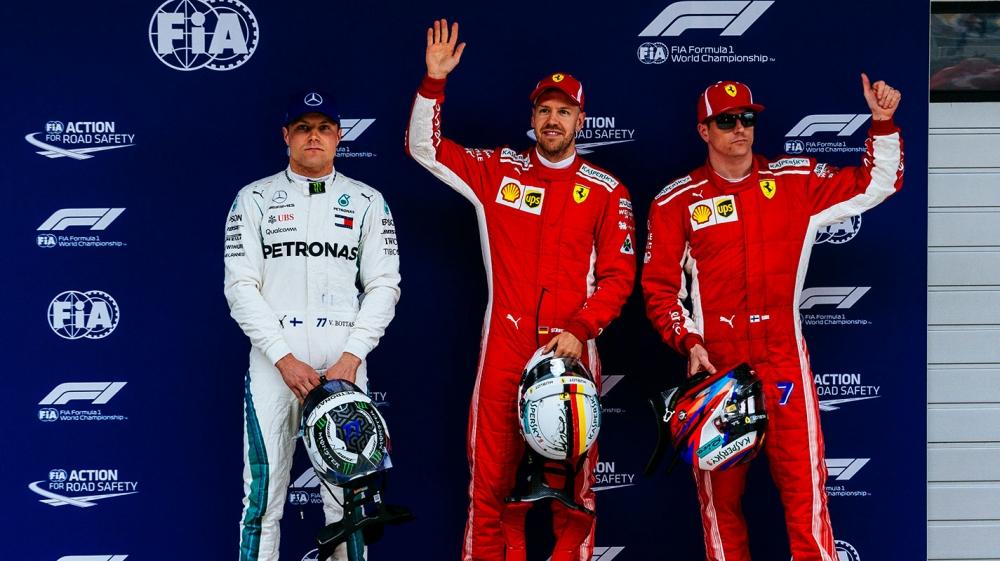排位賽缺乏速度Mercedes車隊怪罪輪胎困境