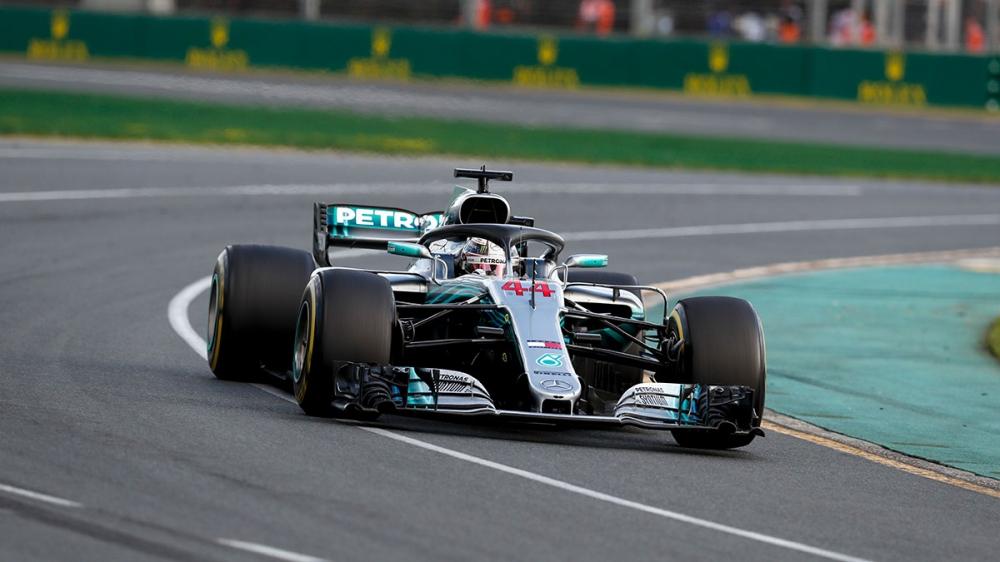 Hamilton的敗陣Mercedes怪罪於軟體問題