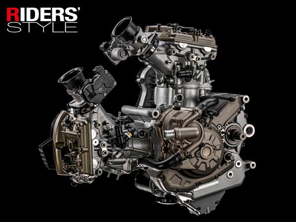 Testastretta 11° DS L2引擎的強大輸出,是MULTISTRADA 1200強悍的秘密。