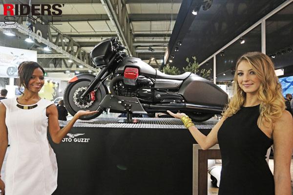 經典×未來 全新概念車 MOTO GUZZI MGX-21 PROTOTYPE