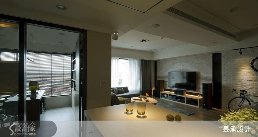 60坪4房2廳現代風 簡約溫馨好生活