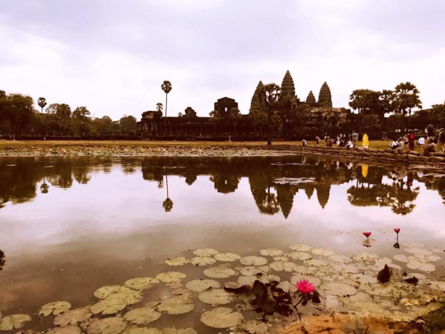 柬埔寨︱吳哥窟之小吳哥城 Angkor Wat:此生不能錯過的世界文化遺產