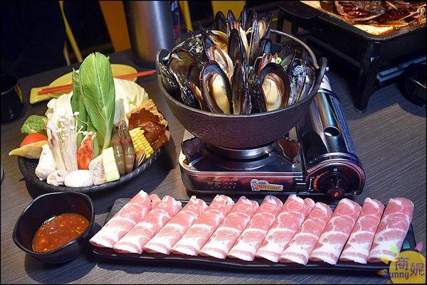 水貨螃蟹烤魚16