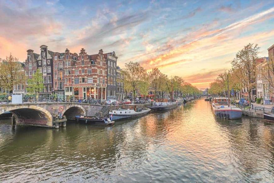 來一場藝術饗宴:阿姆斯特丹梵谷博物館