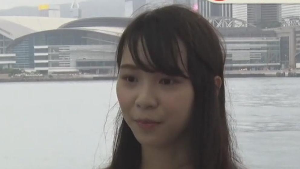 民主女神周庭 登日本富比世50大影響人物